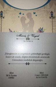 Mavis&Veysel Evleniyorlar