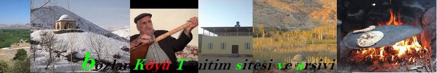 Bozlar Köyü Tanitim Sayfasi ve Arsivi