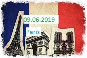 Bozlarlilar Pariste Bulusuyor