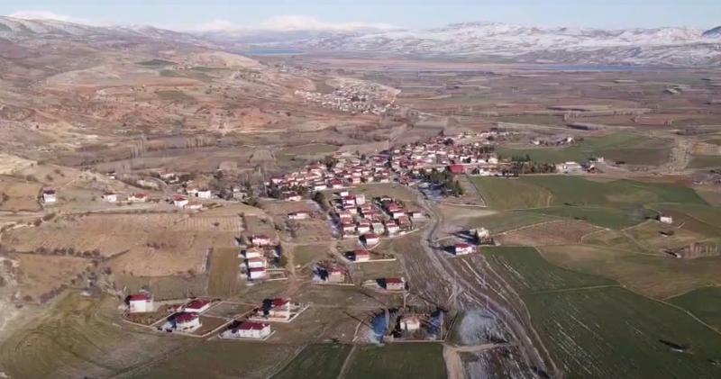 Bozlar Drone Çekimi 2021
